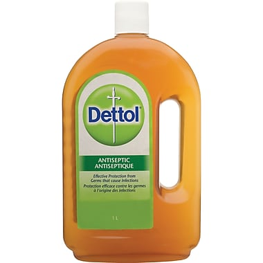 Dettol - Antiseptique, 2/paquet