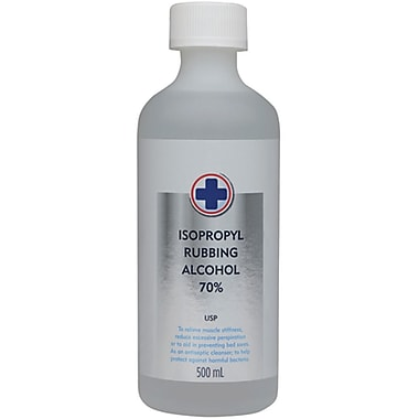 Isopropyl Rubbing Alcohol, SAY423, Rubbing Alcohol, 36/Pack