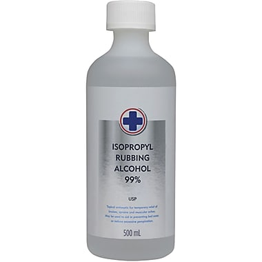 Isopropyl Rubbing Alcohol, SAY425, Rubbing Alcohol, 12/Pack