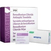 Benzalkonium Chloride (BZK) Antiseptic Towelettes, SAY432, Towelette, 288/Pack