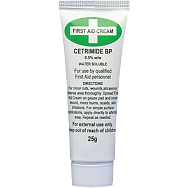 Safecross First Aid & Burn Cream, SAY441, Cream, 36/Pack