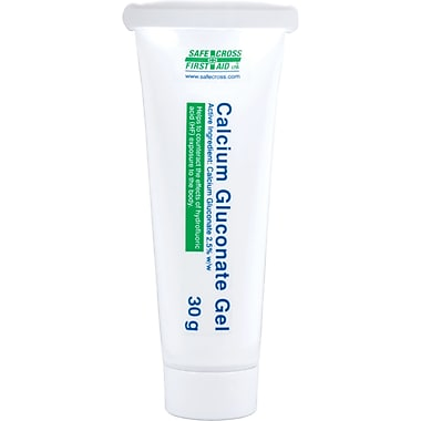 Safecross Calcium Gluconate Gel