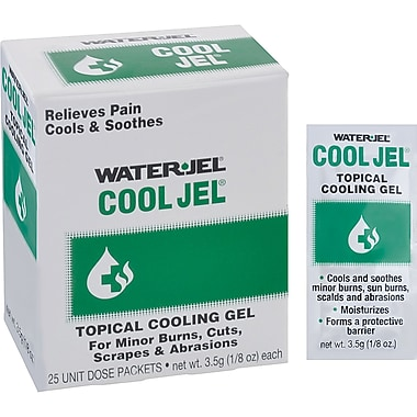 Water Jel, Cool Jel, SAY456, Gel, 100/Pack