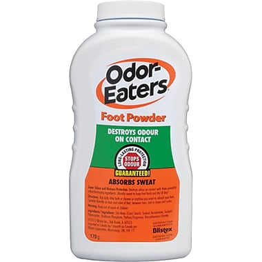 Odor-Eaters Foot Powder, 5/Pack