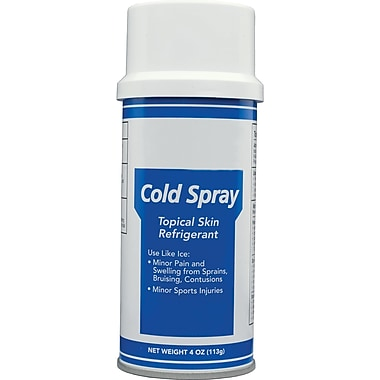 Safecross Cold Spray, 12/Pack