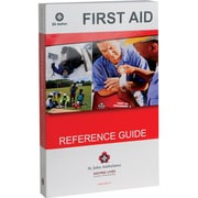 St. John Ambulance First Aid Guides, English, 2/Pack