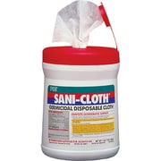 Sani-Cloth Plus – Désinfectant et nettoyant de surfaces dures