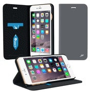 roocase Folio Case Cover for Apple iPhone 6s/6, Space Gray (RC-IPH6-4.7-FOL-ES-SG)