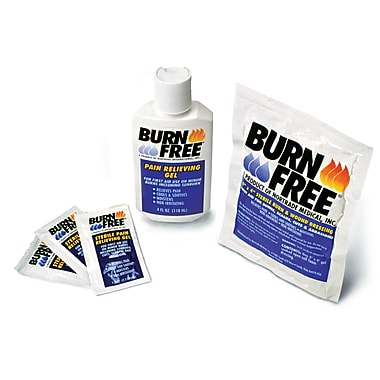 Burnfree Burngel, SD863, Gel, 96/Pack