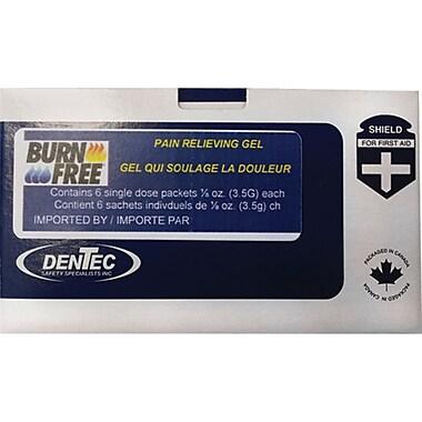 Burnfree Burngel, SD862, Gel, 216/Pack