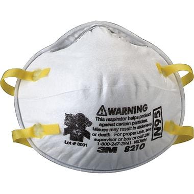 8210 N95 Particulate Respirators