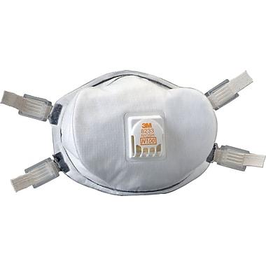 8233 N100 Particulate Respirators