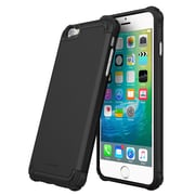 roocase Armor Case Cover for Apple iPhone 6/6S, Granite Black (RC-IPH6S-4.7-ET-BK)