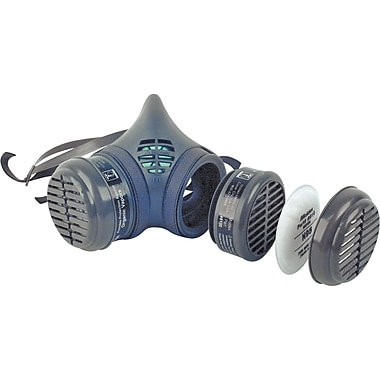 8000 Series Assembled Respirators, SE875, 2/Pack
