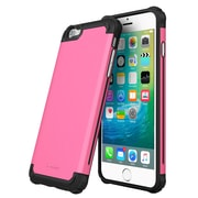 roocase Armor Case Cover for Apple iPhone 6 Plus/6S Plus, Coral Pink (RC-IPH6S-5.5-ET-PI)