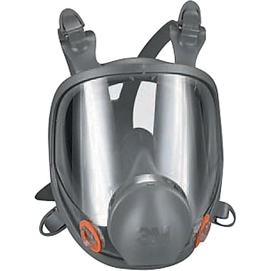 6000 Series Full Facepiece Respirators, SE890, Full-Face Respirator
