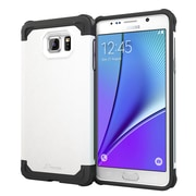 roocase Armor Case Cover for Samsung Galaxy Note 5, Arctic White (RC-NOTE5-ET-WH)