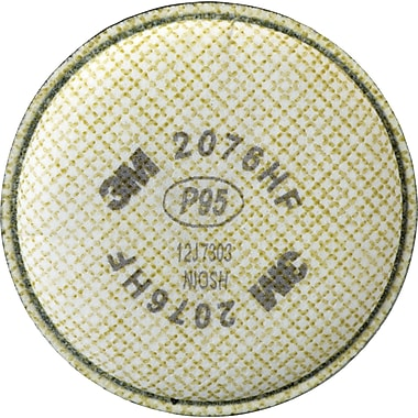 2000 Series Respirator Prefilters, SE907, Filter Pads/Cartridges