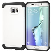 roocase Armor Case Cover for Samsung Galaxy S6 Edge+, Arctic White (RC-SAM-S6EP-ET-WH)