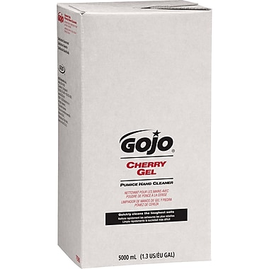 Gojo Cherry Gel Pumice Hand Cleaner, SEA254