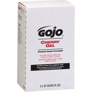 Gojo Cherry Gel Pumice Hand Cleaner, 4/Pack (SEA255)