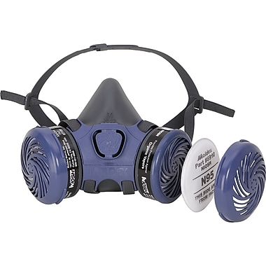 Pre-assembled Paint/spray Pesticide 7000 Half-mask Respirators