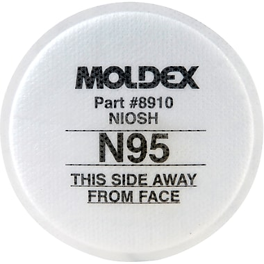 7000/9000 Series Particulate Filters & Retainers, SEC570, Filter Pads/Cartridges, 20/Pack