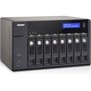 Qnap TVS-871-I3-4G-US Dual-Core Intel Core i3-4150 3.5 GHz NAS Server