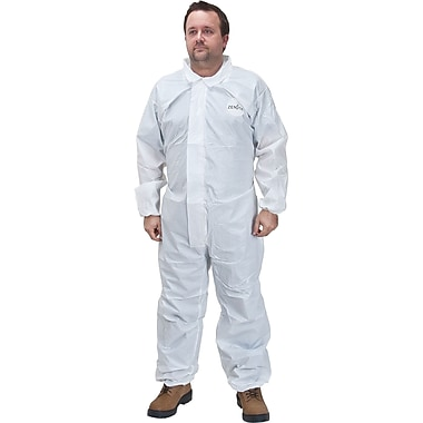 Microporous Protective Clothing, Sec812, 3x-large, 36/Pack