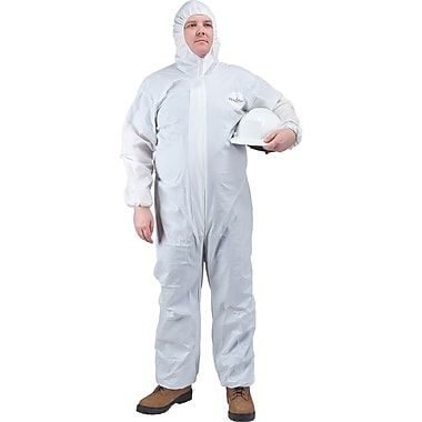 Microporous Protective Clothing, Sec817, X-Large, 36/Pack
