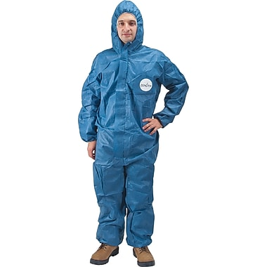 Sms Protective Clothing, Sec852, 4X-Large, 36/Pack