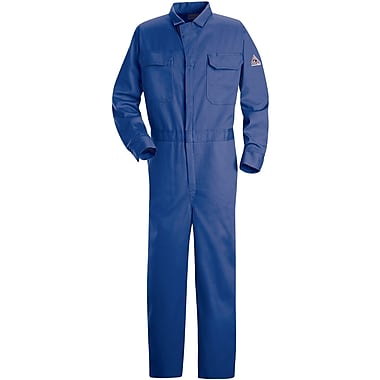 Classic Welding Coveralls, 44, Royal Blue