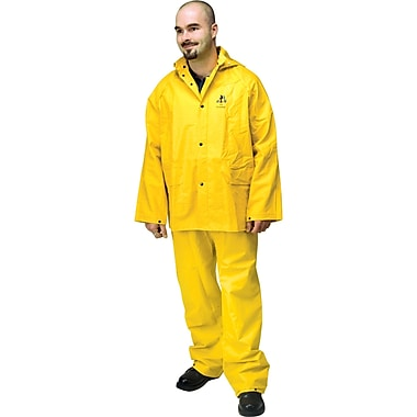 Rz500 Flame Resistant Rain Suits, Seh101, Large, 2/Pack