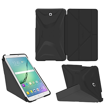 roocase RC-GALX-TAB-S2-9.7-OG-SS-GB/GM Origami 3D PC/TPU Case for 9.7