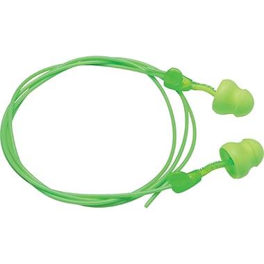 Glide Foam Corded Ear Plugs, 100 Pairs/Box