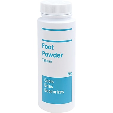 Foot-Powder, 36/Pack
