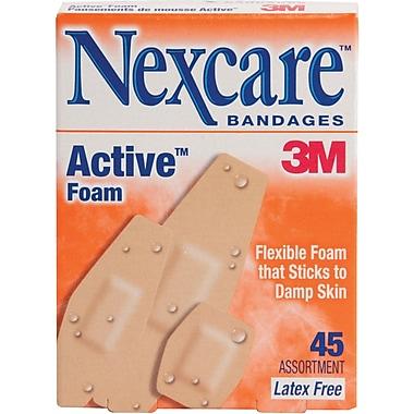 Nexcare - Bandages hydrofuges Active, 540/paquet