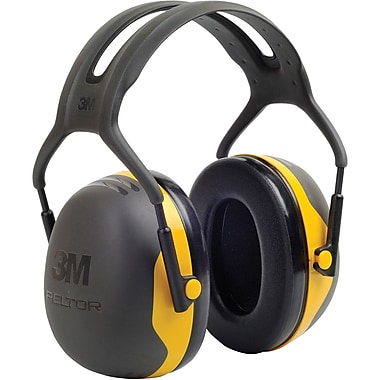 3m Peltor X Series Earmuffs, Sej035