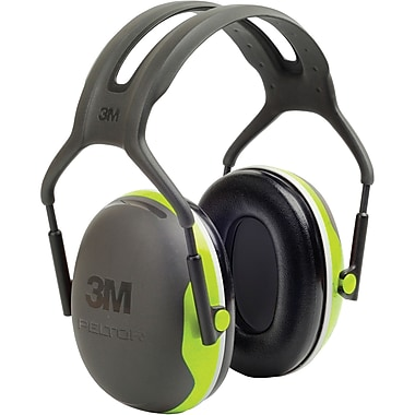 3m Peltor X Series Earmuffs, Sej037
