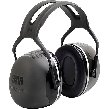 3m Peltor X Series Earmuffs, SEJ038, 2/Pack