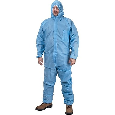 Premium Polypropylene Coveralls, Sek375, 4X-Large, 36/Pack