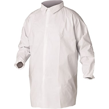 Kleenguard* A20 Lab Coats, Sek891, X-large, 12/Pack