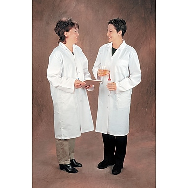 Lab Coats, Sg816, Large, 3/Pack