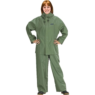 Hurricane Flame Retardant/oil Resistant Rain Suits, Rainsuits, Sg895, Large