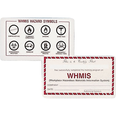 for Whmis labels template