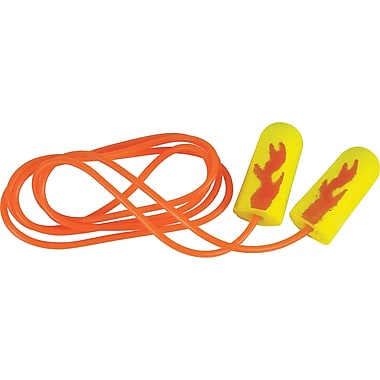 E-a-rsoft Yellow Neons & Blasts Earplugs, Sj428