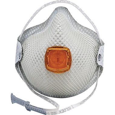 2800 N95 Particulate Respirators, SJ904, 10/Pack