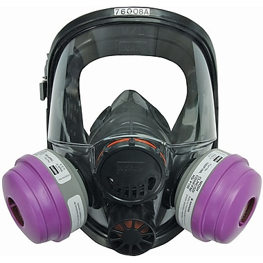7600 Series Full Facepiece Respirators, SI777, Full-Face Respirator