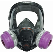 7600 Series Full Facepiece Respirators, SM893, Full-Face Respirator