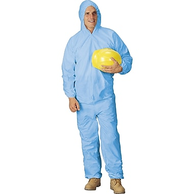 Pyrolon Plus Ii Coveralls, Flame Retardant Fabric, Sn350, 2X-Large, 5/Pack